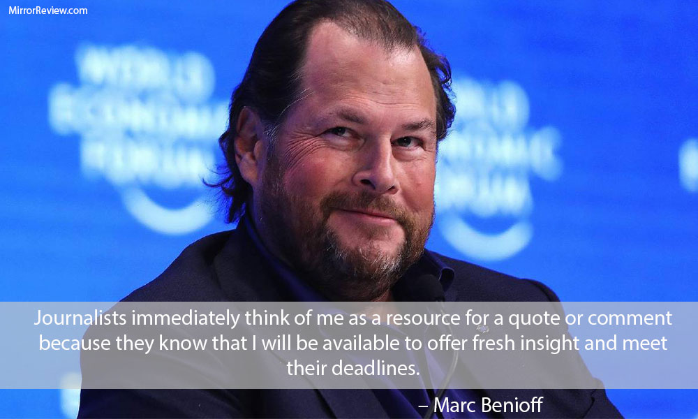 Why we love Marc Benioff