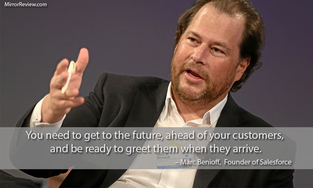 Marc Benioff future quotes