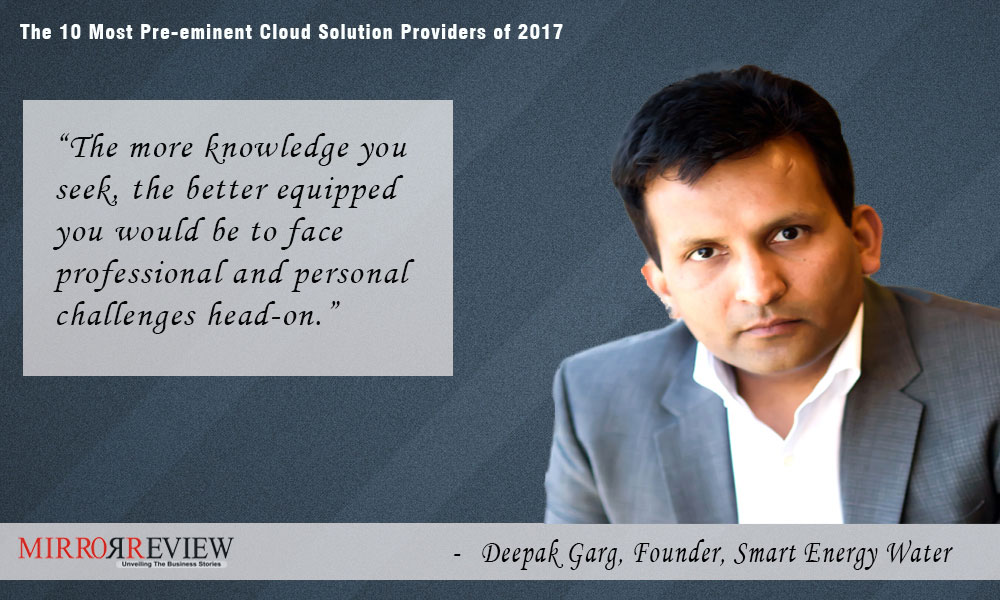 quotes on cloud by Deepak Garg