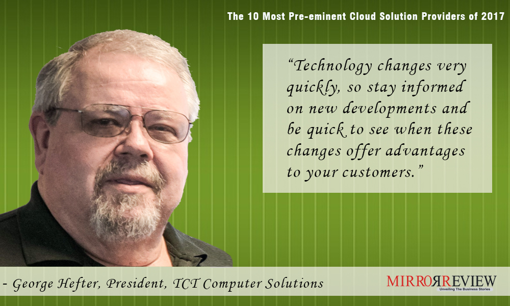 Stay informed of technological advancements by George Hefter