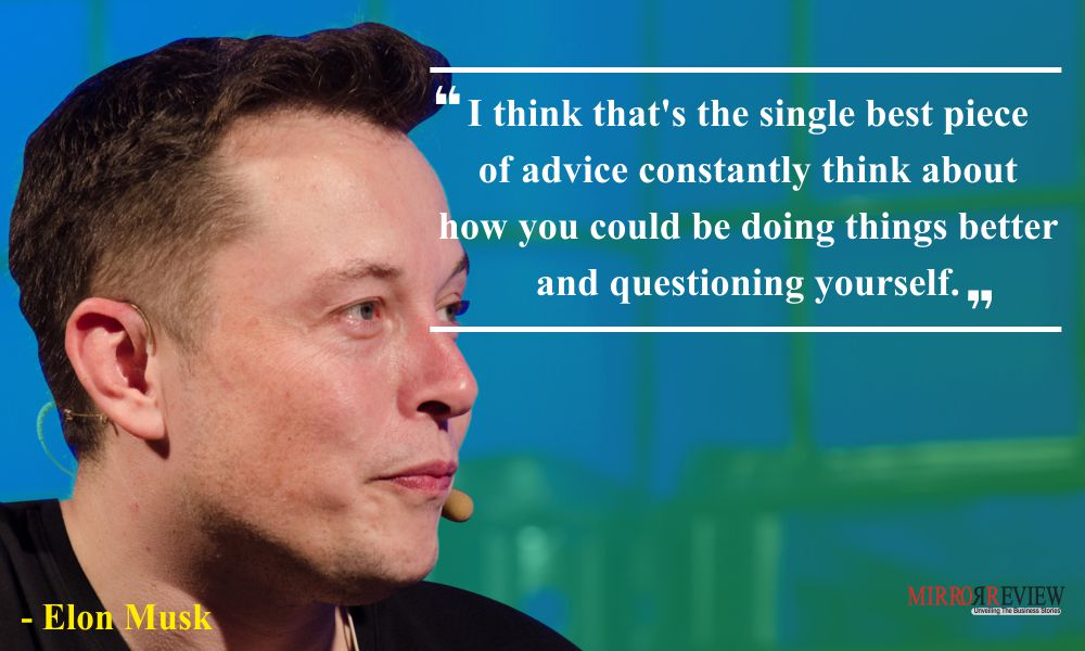 Best Elon Musk Quotes on business