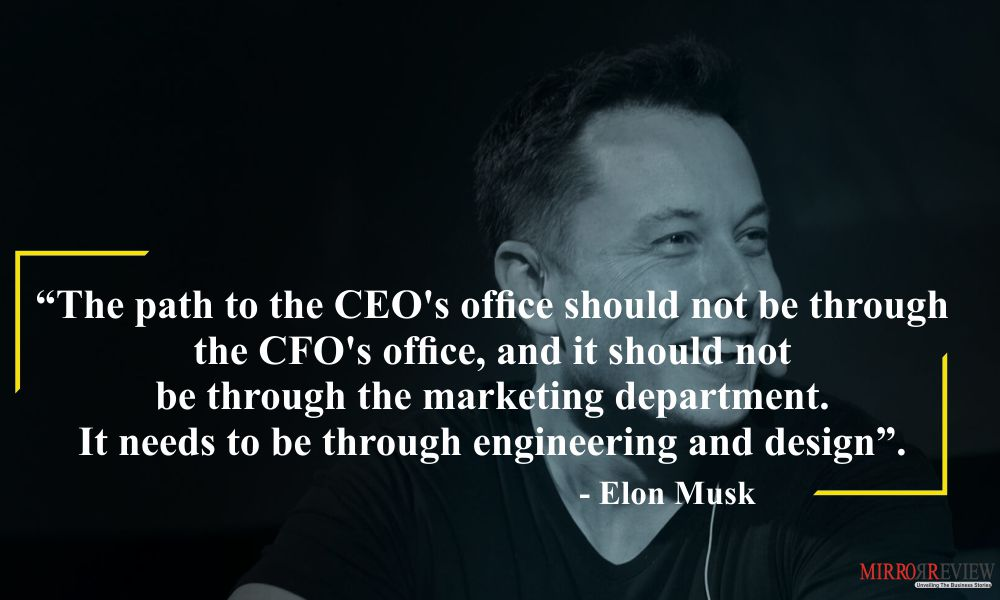 Best Elon Musk Quotes on technology