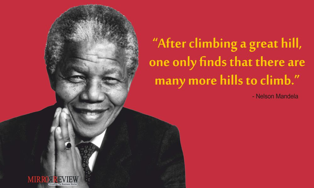 5 Most Thoughtful Quotes By Nelson Mandela Mirror Review Quotes