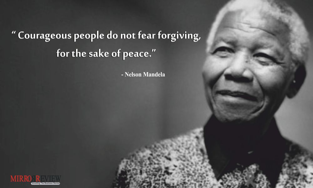 Citaten Nelson Mandela : Most thoughtful quotes by nelson mandela mirror review quotes