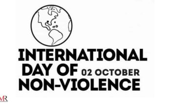 International Non-Violence Day.
