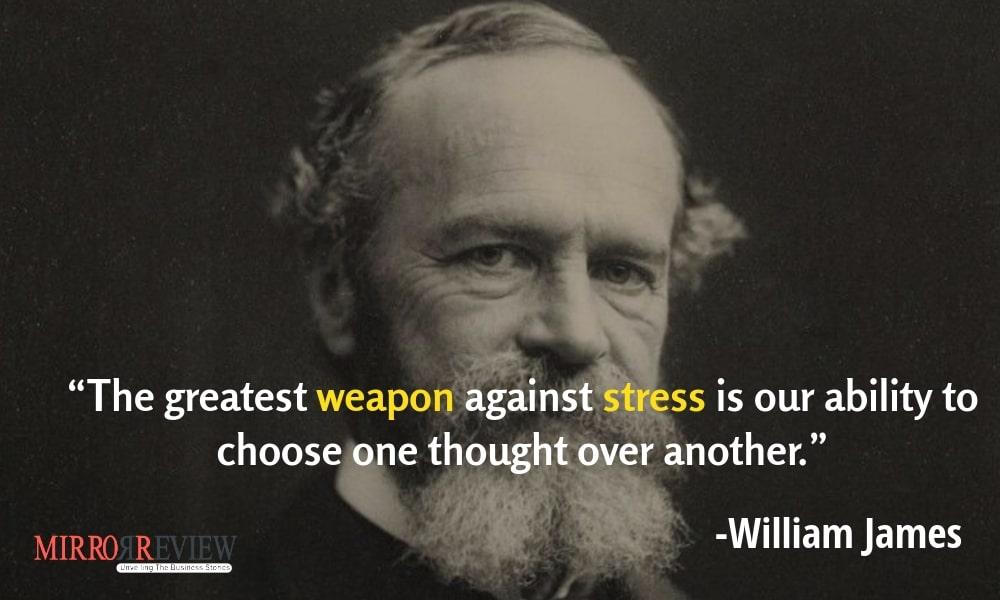 -William James