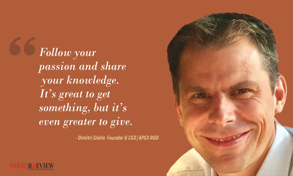 Quote by Dimitri Gielis