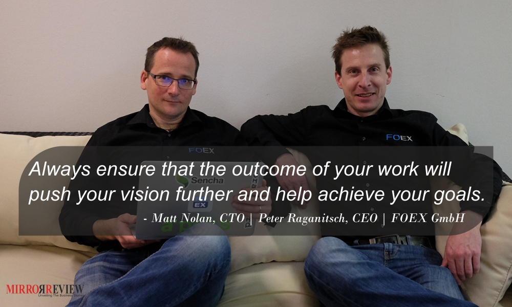 Quote by Peter Ragantisch & Matt Nolan