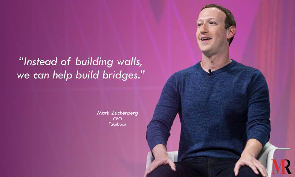 Mark Zuckerberg Quote