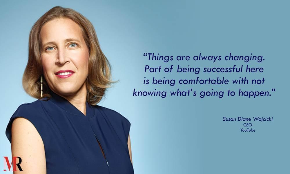 Susan Diane Wojcicki Quote