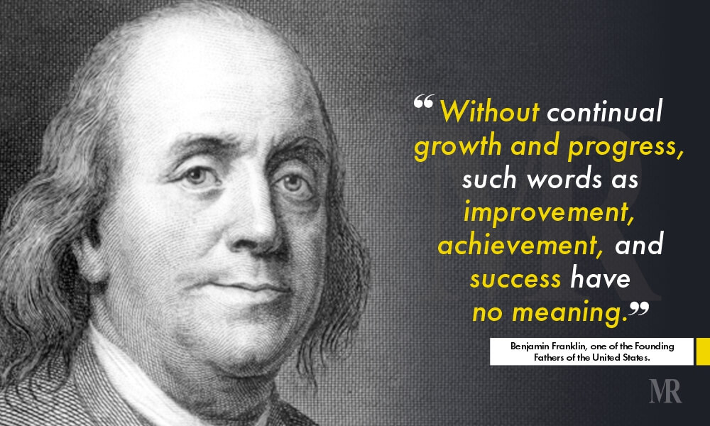 Business Growth Quotes by Benjamin Franklin