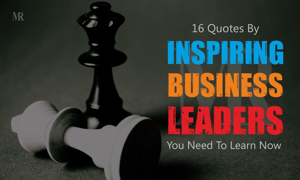 Inspiring Business Leaders