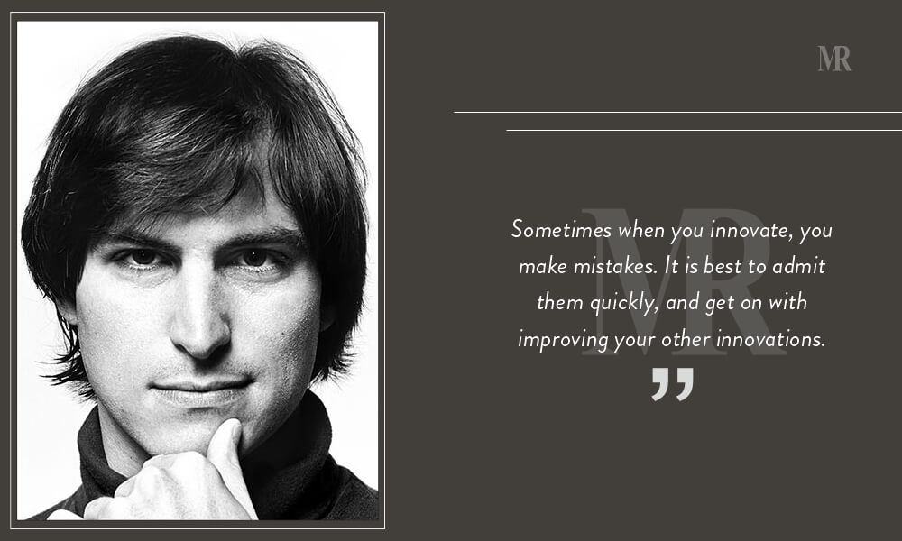 Six Quotes By Steve Jobs On Innovation That Helps You To Think Out Of Box