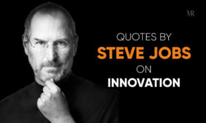 Steve Jobs on Innovation