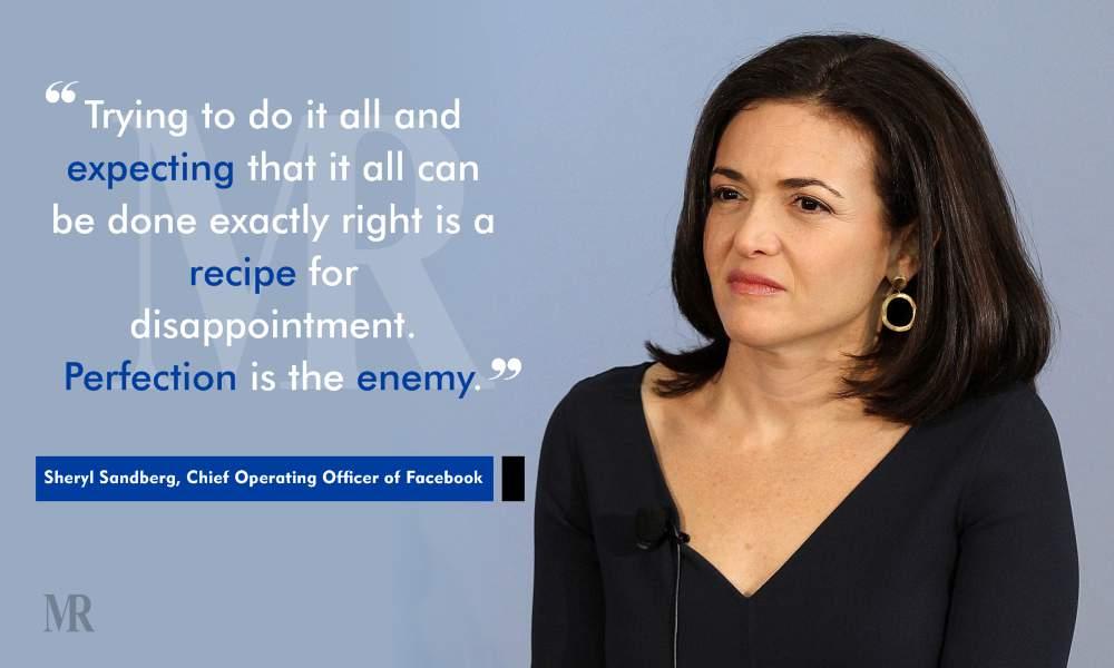 work life balance quotes by Sheryl Sandberg