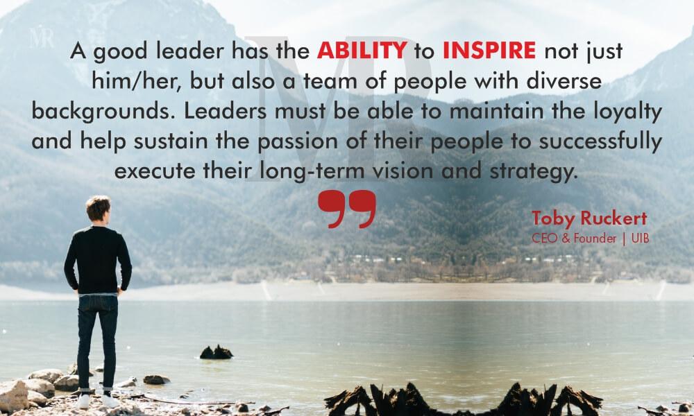 Toby Ruckert Quote