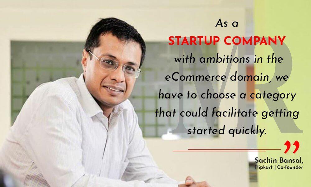Sachin Bansal quotes on startups
