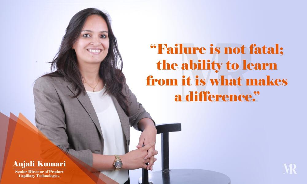 Anjali Kumari | influential women quotes