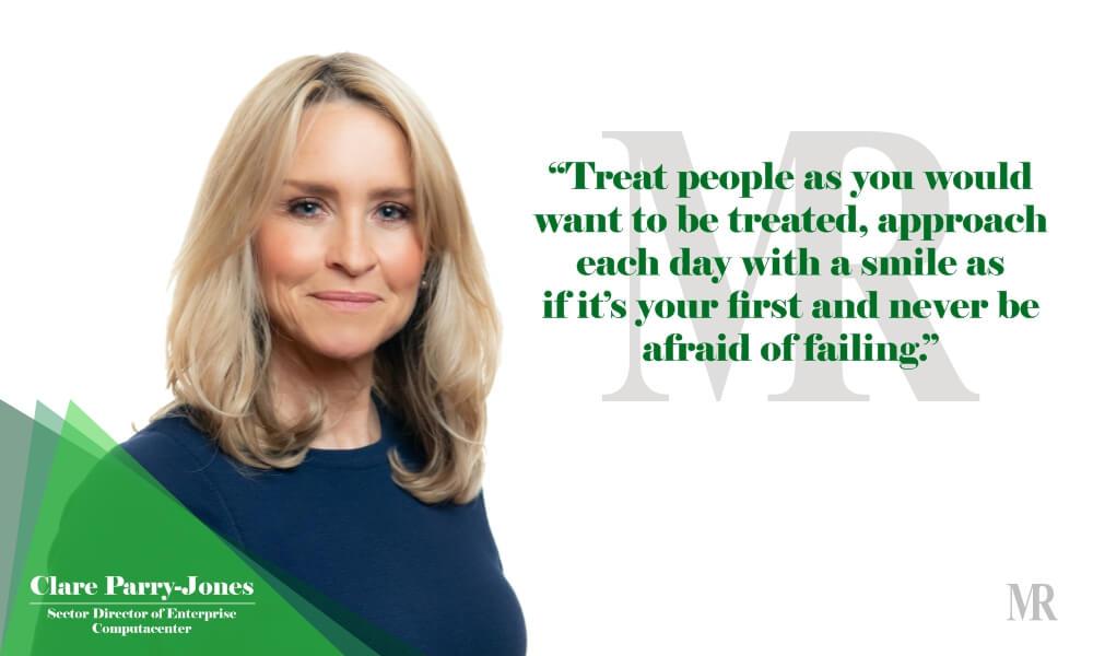 Clare Parry-Jones | influential women quotes