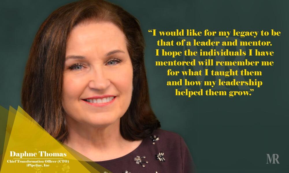 Daphne Thomas | influential women quotes