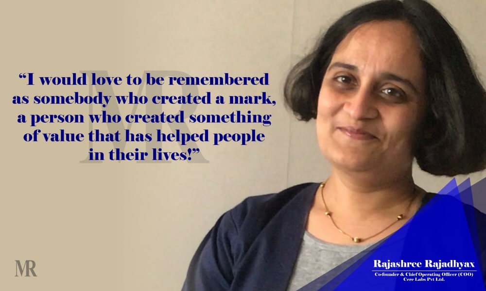 Rajeshree Rajadhvax | influential women quotes