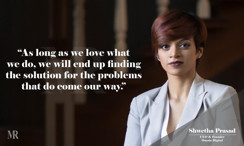 Shwetha Prasad | influential women quotes