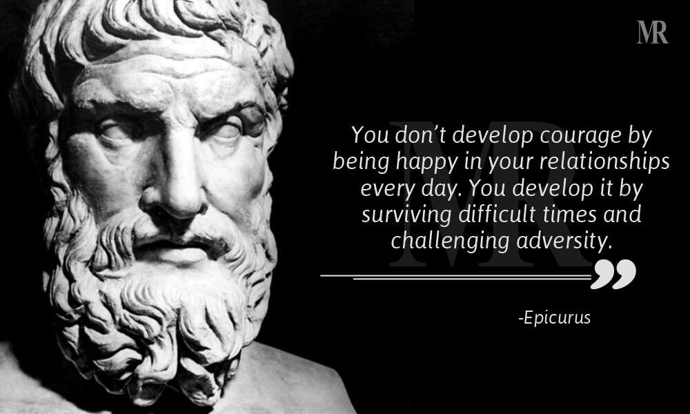 Bad Day Quotes By Epicurus
