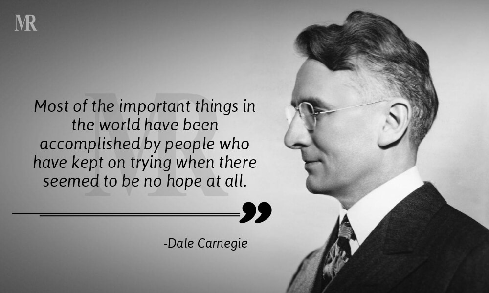 Bad Day Quotes By Dale Carnegie
