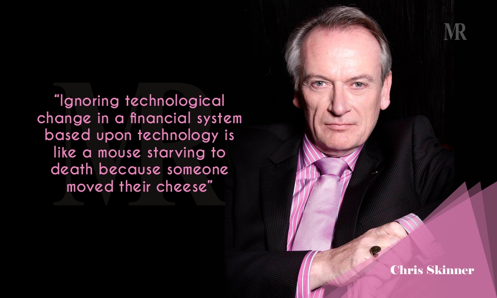 Chris Skinner Quotes