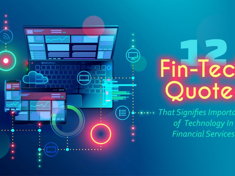 Fin-tech Quotes