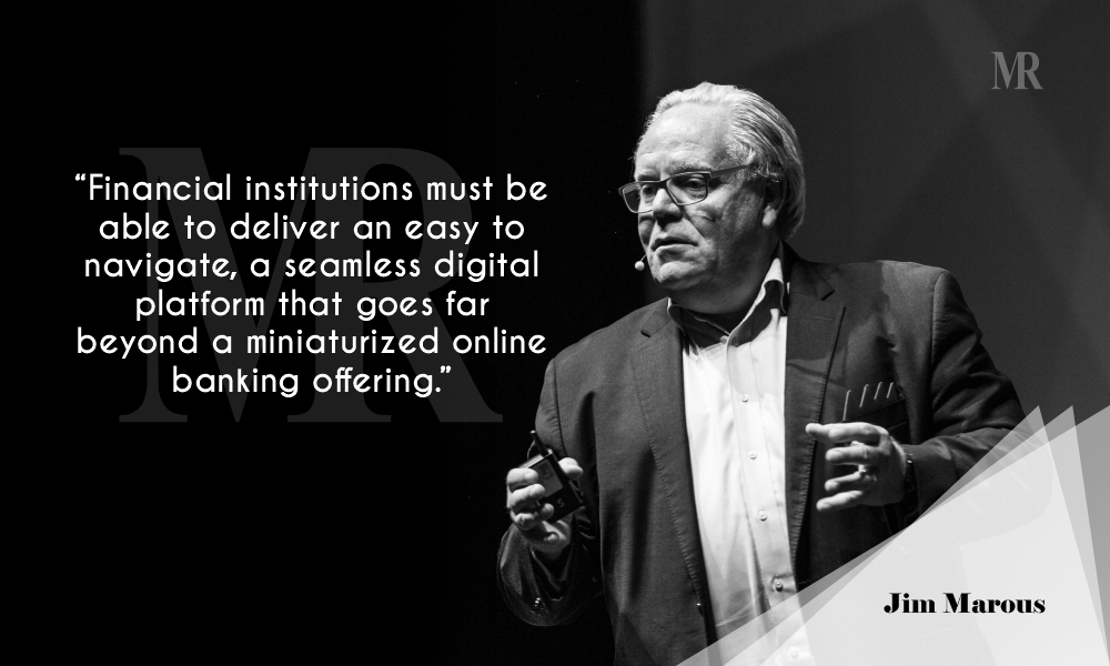 Jim Marous Quotes