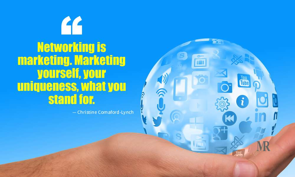 Networking Quotes By Christine Comaford-Lynch