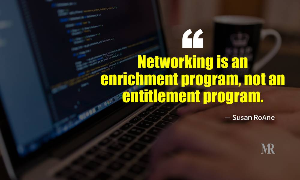 Networking Quotes By Susan Roane